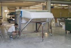 PSI Azalai atelier coque